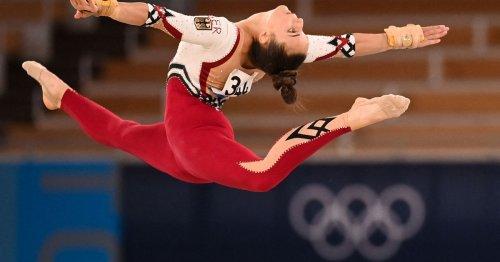 Tokyo 2021 : les gymnastes allemandes renvoient leur justaucorps au placard