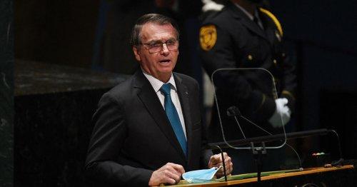 A New York, Bolsonaro complètement à la rue faute de pass sanitaire