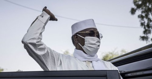 Aux urnes et aux armes, le double front d'Idriss Déby