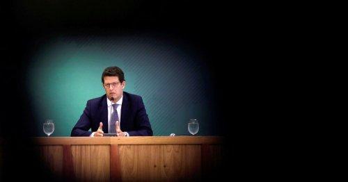 Au Brésil, le «pire ministre de l'Environnement de l'histoire» prend la porte