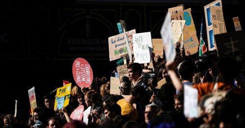 Marchons pour éviter le désastre social et climatique