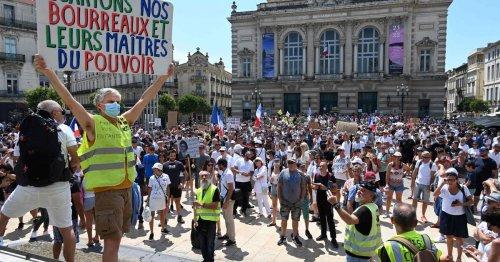Indignation après l'agression d'un pharmacien à Montpellier par des anti-pass
