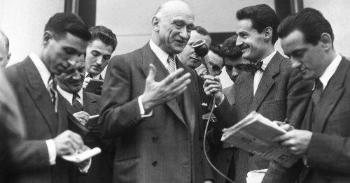 Robert Schuman, le repère de l'Europe