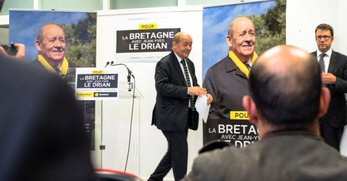 En Bretagne, la guerre de succession des héritiers de Le Drian