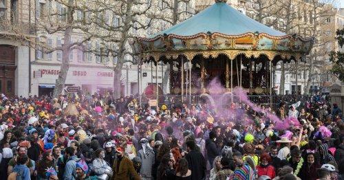 Carnaval de Marseille : des premières condamnations plutôt clémentes