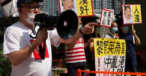 Scénario de déconfinement, lourdes peines à Honk-Kong, la claque du CSM à Castex... L'actu de ce vendredi