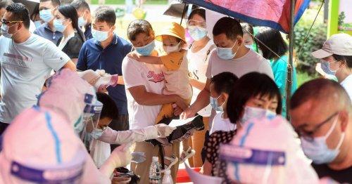 Le variant delta réapparait à Wuhan, berceau de la pandémie