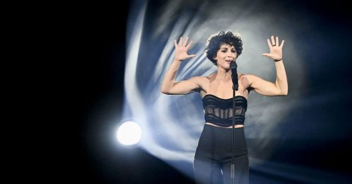 Et «Voilà» : la France décroche la deuxième place de l'Eurovision, derrière l'Italie