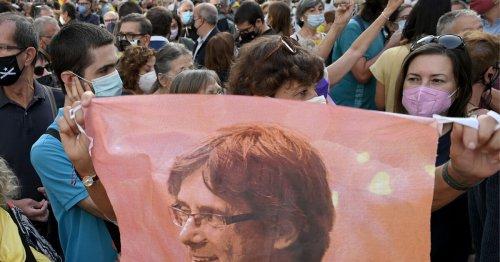 L'interpellation de Carles Puidgemont crée l'embarras en Espagne