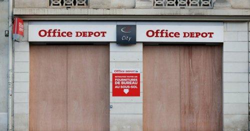 Office dépôt : l'entreprise liquidée, l'un des plus importants plans sociaux du quinquennat entériné