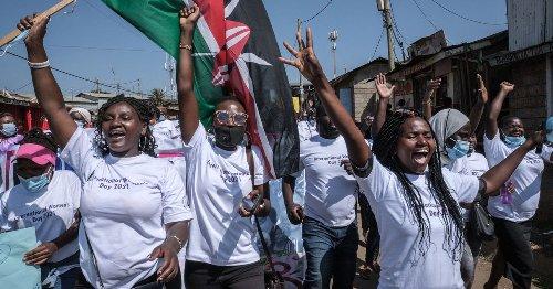 Autonomie corporelle : «43 pays ne disposent d'aucune loi interdisant le viol conjugal»