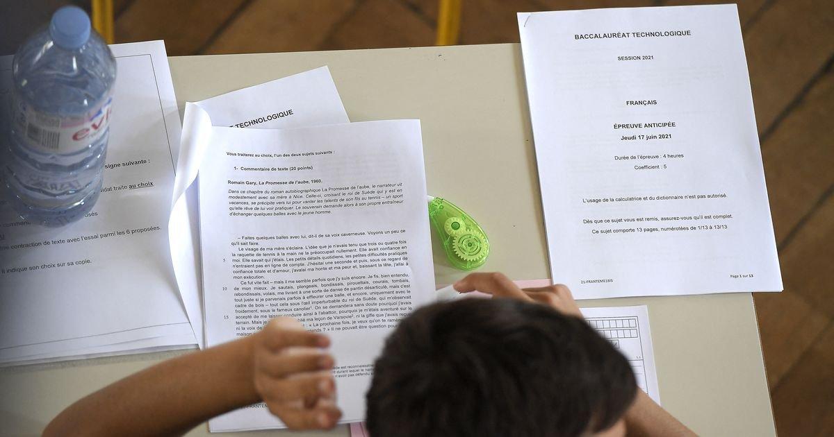 Plus de contrôle continu en 2022 : «Jean-Michel Blanquer signe la fin du bac»