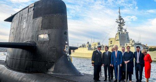 Sous-marins: l'Australie annule son «contrat du siècle» avec le français Naval Group