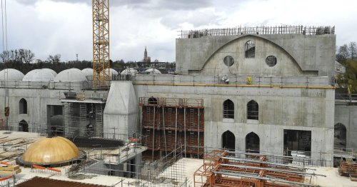 Mosquée de Strasbourg : l'association turque Millî Görüs a retiré sa demande de subvention
