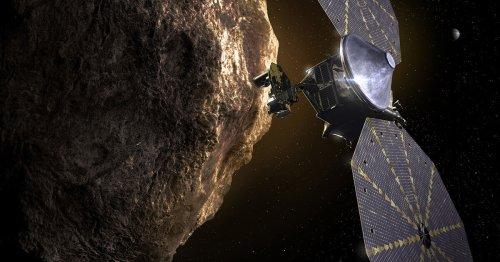 L'odyssée de Lucy vers les astéroïdes de Jupiter