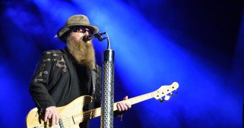 Mort de Dusty Hill, le bassiste barbu des ZZ Top