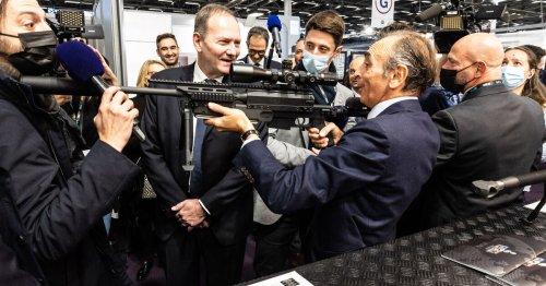 Non, monsieur Zemmour, pointer une arme sur des journalistes n'est pas une «plaisanterie»