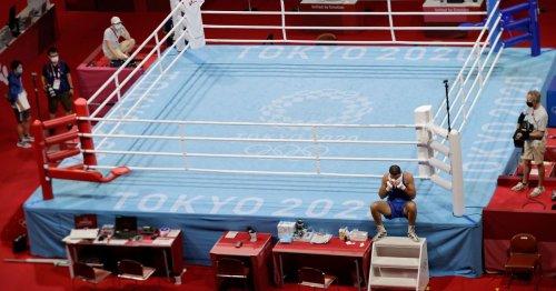 JO : Le boxeur Mourad Aliev conteste sa disqualification auprès du Tribunal arbitral du sport