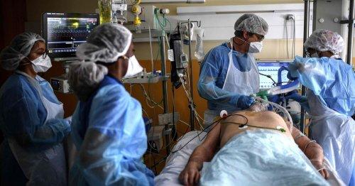 Covid-19 : la barre des 1 000 patients en réanimation de nouveau franchie