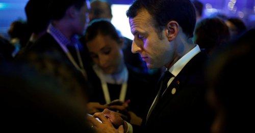 Pegasus : Macron a une vision bien légère des obligations de sa fonction