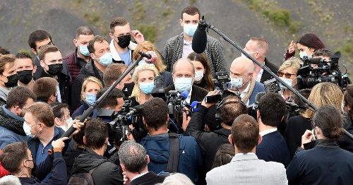 Elections dans les Hauts-de-France : de qui Dupond-Moretti est-il l'adversaire ?