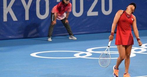 A Tokyo, la flamme s'éteint pour Naomi Osaka, éliminée dès les 8e de finale