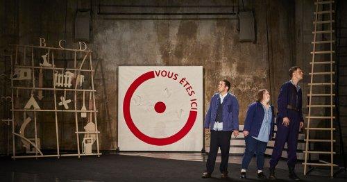 Festival d'Avignon: «Le trac est un bon copain ! Meilleur que le stress»