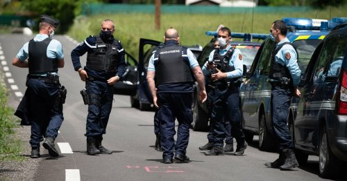 Cevennes : le suspect s'est rendu sans violence aux autorités