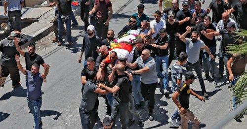 Cisjordanie : un Palestinien tué dans des heurts avec l'armée israélienne, le troisième en une semaine