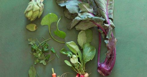 Bouffons la vie : une bouquetière de légumes présidentielle