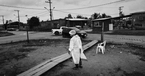 Covid au Brésil : «J'essaye de me dire que chaque personne qui meurt nous permet de libérer un lit»