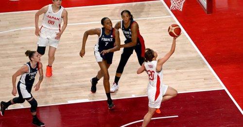Tokyo 2021 : faux pas d'entrée pour les basketteuse françaises