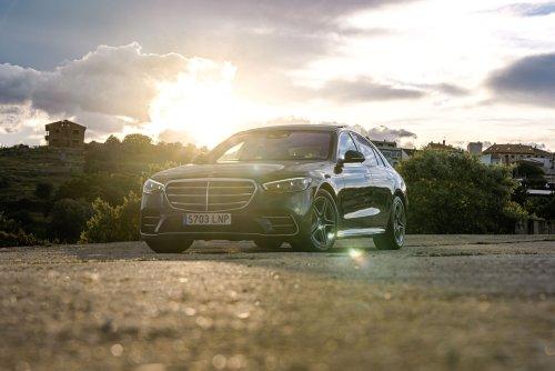 Las berlinas de Mercedes-Benz: siluetas del lujo