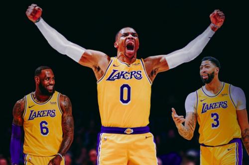Bombazo en la NBA: Westbrook se une a los Lakers de Lebron James