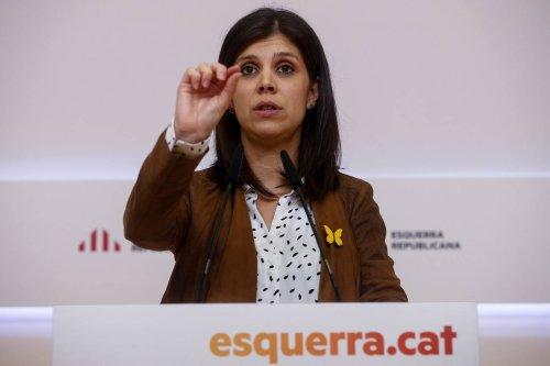 """ERC pide una solución """"democrática y política"""" que pasa por la amnistía y la independencia"""