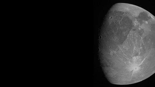 Hallan vapor de agua en Ganímedes, el satélite más grande de Júpiter