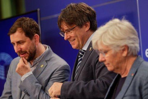 La Justicia europea deja sin inmunidad a Puigdemont y sus exconsejeros