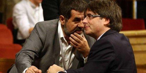 Caza de brujas en el partido de Puigdemont: Exigen el cese de Jordi Sànchez por relativizar el 1-O