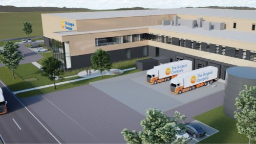 3stone Real Estate on LinkedIn: Built-to-Suit ontwikkeling voor The Surgical Company (TSC) in Almelo