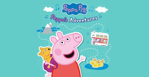 Peppa Pig Drops New Album