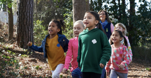 Earthbound Helps Girl Scouts Extend Licensing Program