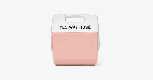 Yes Way Rosé, Igloo Release Pink Playmate