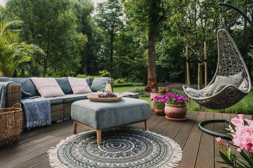Gartengestaltung – preiswert, kreativ, bunt und trendy