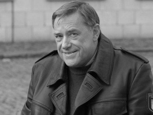 'Großstadtrevier'-Star Wilfried Dziallas ist gestorben