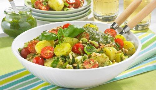 Mediterraner Kartoffelsalat: Drei einfache Rezept-Ideen
