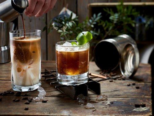Gin-Espresso-Martini: Der einfache Kaffee-Cocktail