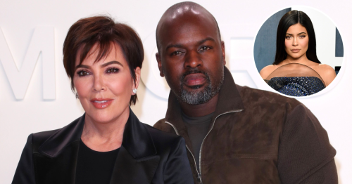 Kylie Jenner and Kris' Boyfriend Corey Gamble Have a 'Close' Relationship