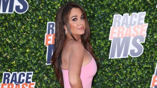 Kyle Richards Shares Why She's 'Honest' About Plastic Surgery: 'We All Are So Hard on Ourselves'