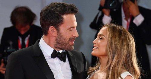 Jennifer Lopez, Ben Affleck Dazzle While Making Red Carpet Debut