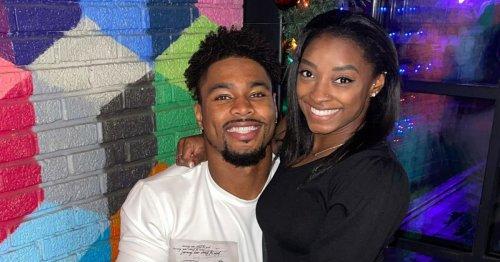 Simone Biles Praises BF Jonathan's Sweet Gesture Amid Gymnastics Tour